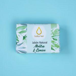 Jabón solido  Melisa y limón