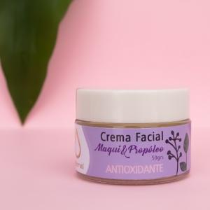 Crema facial Maqui