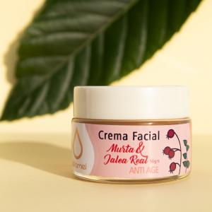 Crema facial Murta y Jalea real